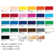 Marabu Decorlack - Fényes akrilfesték 50ml - White - 070