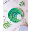 Marabu Porcelain 15ml - Glitter-Blue - 555
