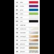 Marabu Relief Paste - Üvegkontúrozó 20ml - Glitter-Silver - 582