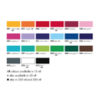 Marabu Textilfesték 15ml - Black - 073