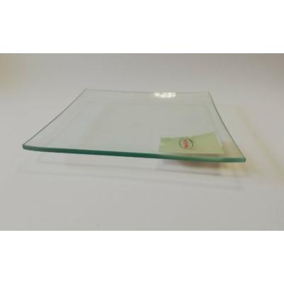 Üveg alátét, szögletes 15x15 cm