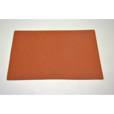 Dekorgumi 20x30 cm, SÖTÉTBARNA