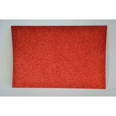 Dekorgumi glitteres 20x30 cm, PIROS
