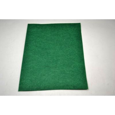 Barkácsfilc 20x30 cm, sötétzöld