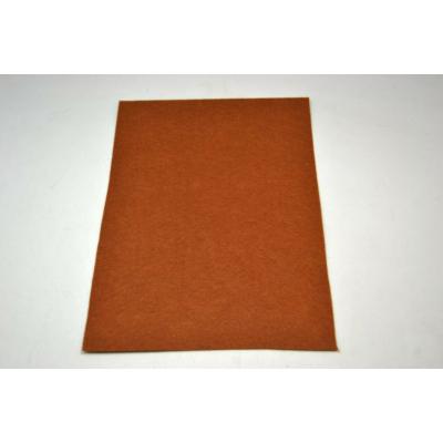 Barkácsfilc 20x30 cm, világos barna
