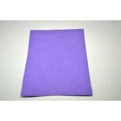 Barkácsfilc 20x30 cm, orgona lila