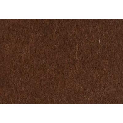 Barkácsfilc 20x30 cm, csokibarna