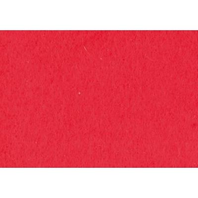 Barkácsfilc 45cm széles, piros