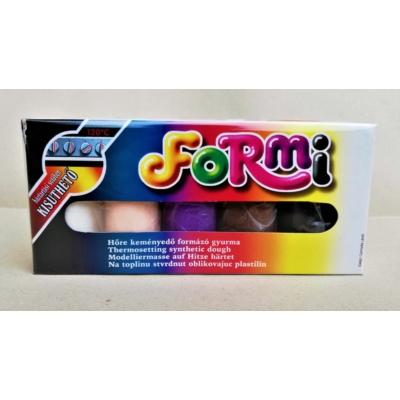 Formi kisüthető gyurma készlet - 2, 100g
