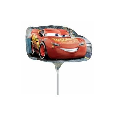 Verdák 3 - Cars - Mini Shape Fólia Lufi