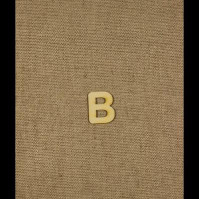 Fabetű, faszám - B - 2db/cs, 33x2 mm