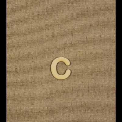 Fabetű, faszám - C, CS - 2db/cs, 33x2 mm