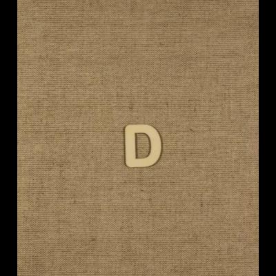 Fabetű, faszám - D, DZ - 2db/cs, 33x2 mm