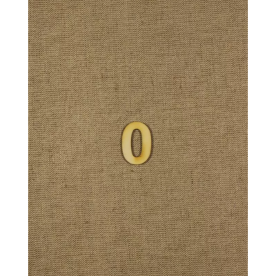 Fabetű, faszám - 0 - 2db/cs, 33x2 mm