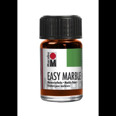 Marabu Easy Marble 15ml - Márványozó festék - Orange - 013