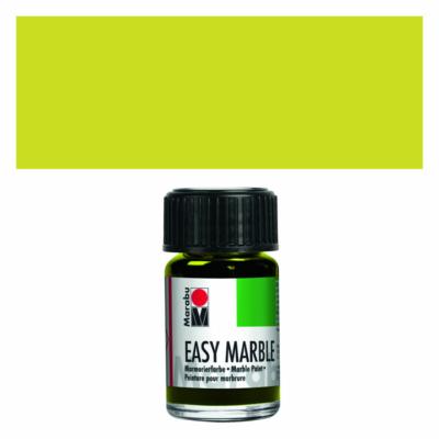 Marabu Easy Marble 15ml - Márványozó festék - Reseda - 061