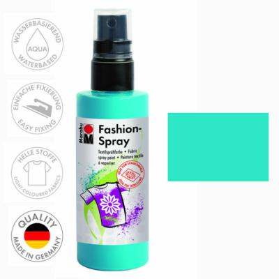 Marabu Fashion Spray - Textilfesték Spray - Caribbean - 091