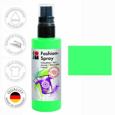 Marabu Fashion Spray - Textilfesték Spray - Apple - 158
