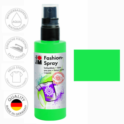 Marabu Fashion Spray - Textilfesték Spray - Mint - 153