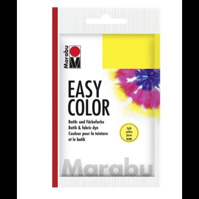 Marabu Easy Color – Batikfesték - Yellow - 25g