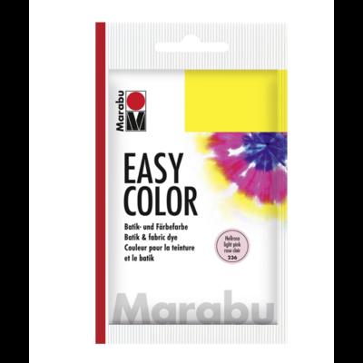 Marabu Easy Color – Batikfesték - Light Pink - 25g
