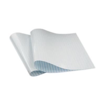 Tankönyvborító önt. 37x27cm A5 10ív/csomag, átlátszó, minta nélkül