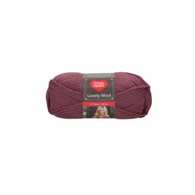 Red Heart - Lovely Wool gyapjú kötőfonal 50g - 06308
