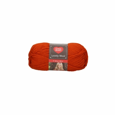 Red Heart - Lovely Wool gyapjú kötőfonal 50g - 06201