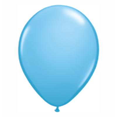 5 inch-es Pale Blue (Standard) Kerek Lufi (10 db/csomag)