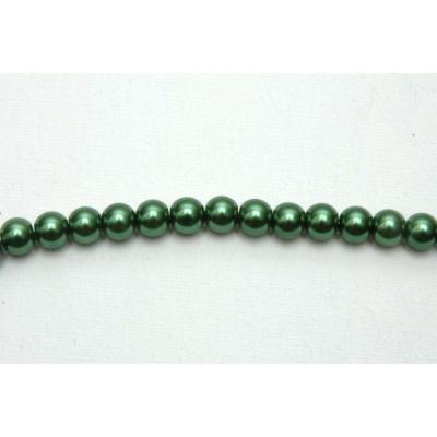 Viaszgyöngy, moha zöld 10mm