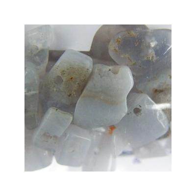 Kalcedon dobcsiszolt ásvány splitter