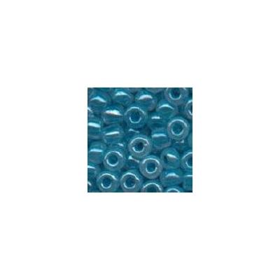 Ceyloni kék kásagyöngy, 2mm