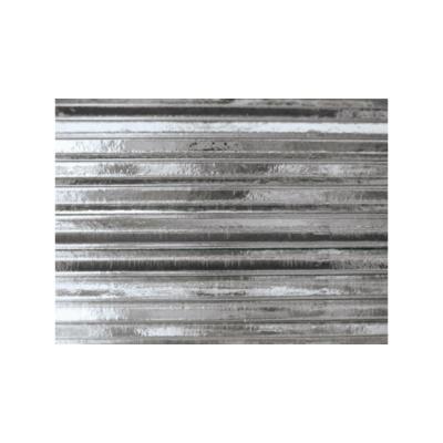 Hullámkarton, 50x70 cm, metál ezüst