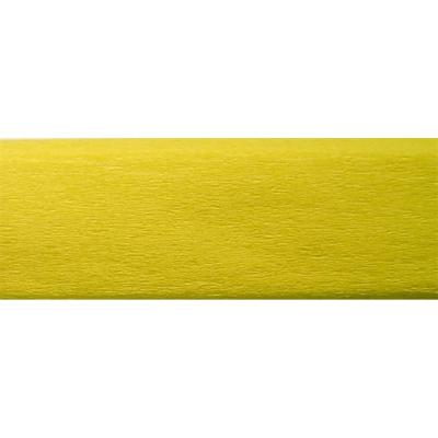 Krepp-papír, 50x200 cm, citromsárga