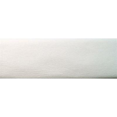 Krepp-papír, 50x200 cm, fehér