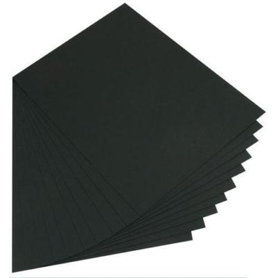Fotókarton 50x70cm, fekete