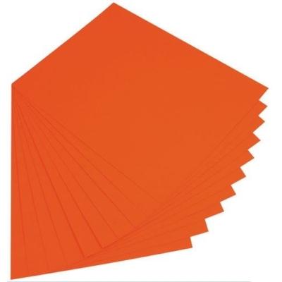 Fotókarton 50x70cm, narancs